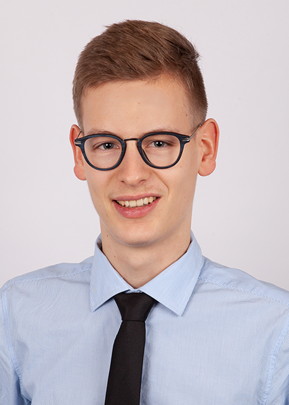 Lukas Krodinger - Leiter von Webdesign Krodinger